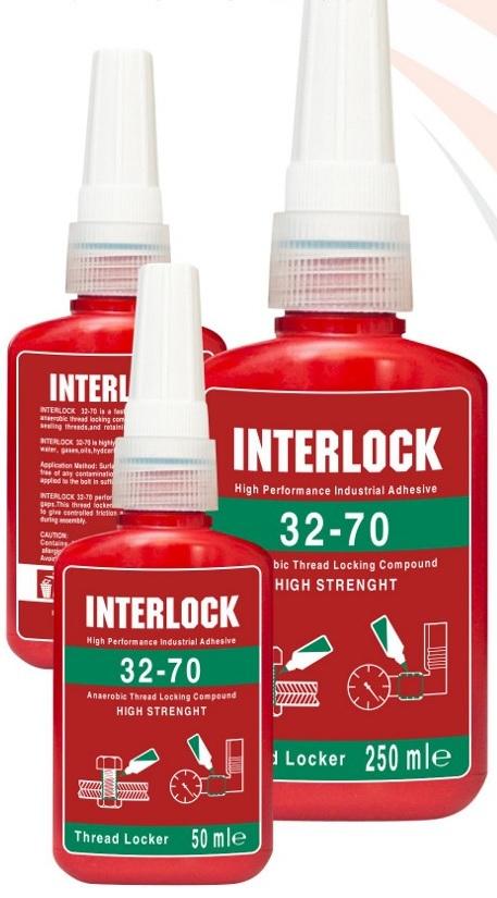 INTERLOCK 32-70 KİLİTLEME SIVISI