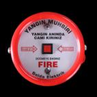 alarm butonu