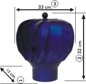 C1 TİPİ esmatik döner baca aspratörü