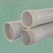 EGE YILDIZ PVC sondaj borusu delikli filtreli filitreli