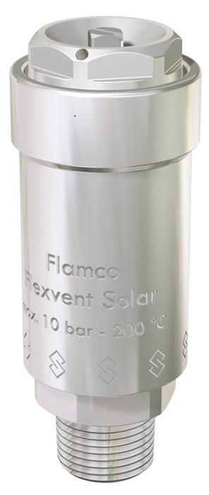 FLAMCO FLEXVENT TOP SOLAR