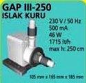 GAP III - ISLAK KURU HAVUZ POMPASI