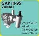 GAP III - 95 VANALI
