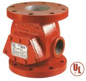 ıslak alarm vanası, wet system valves