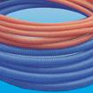 Sipiral boru Mavi-Kırmızı